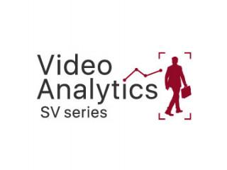Встроенная видеоаналитика в IP-камерах BEWARD SV-серии