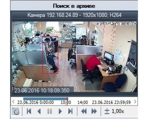 Лицензия AltCam STD на работу с одной ip-камерой