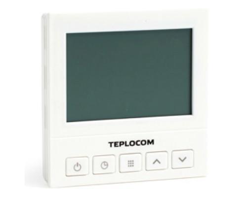Термостат комнатный Teplocom TS-Prog-220/3A