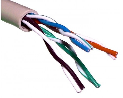 ParLan U/UTP Cat5e 4х2х0,52 PVC