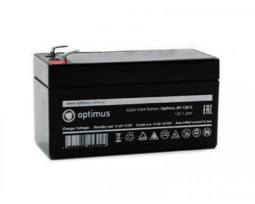 Аккумуляторная батарея Optimus AP-12012
