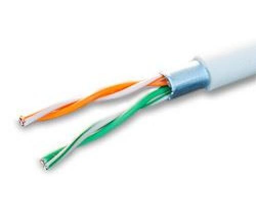FTP2-C5E-MEDIAN-PVC-INDOOR-500, 2x2xAWG24, CU (01-0915)