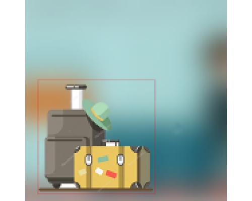 Детектор оставленных предметов