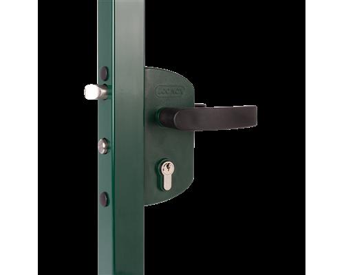 LAKZ4040 P1L (цвет: RAL 6005, зеленый)