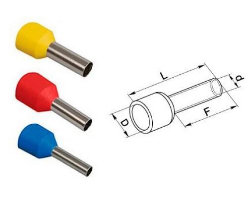 Е1008 UGN10-001-D14-08 желтый (100 шт)