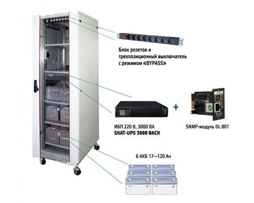 SKAT UPS 3000 SNMP