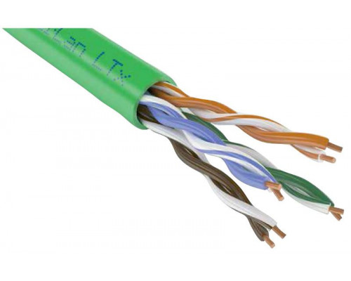 ParLan U/UTP Cat5e PVCLS нг(A)-LSLTx 2х2х0,52