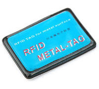 Метка для металла, эпоксидная, 31х46х3,5, Mifare 1K