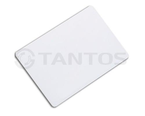 Smart-карта TS тонкая (Mifare 13,56МГц 1K)