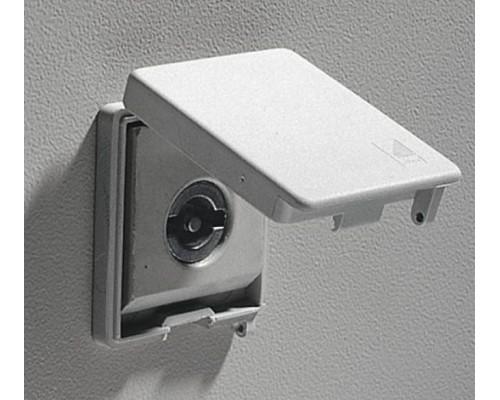 Защитная крышка замка с возможностью пломбирования (компл. 2шт)